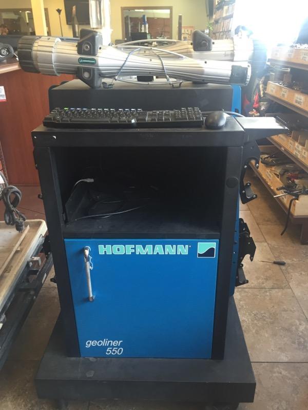 HOFMANN Diagnostic Tool/Equipment EEWA717A