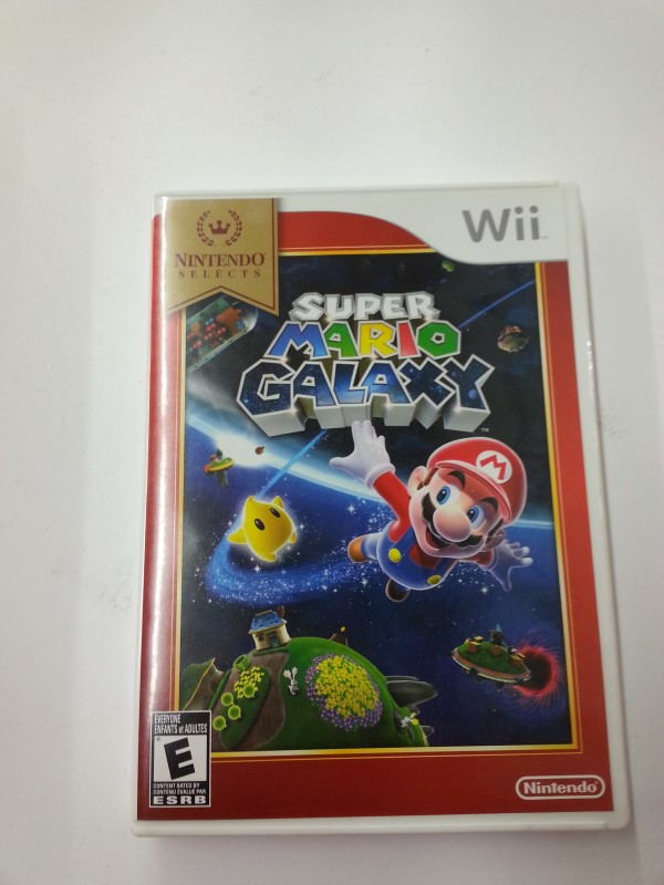 Super Mario Galaxy - Wii Game