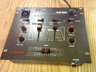 AUDIO-TECHNICA Mixer AM150