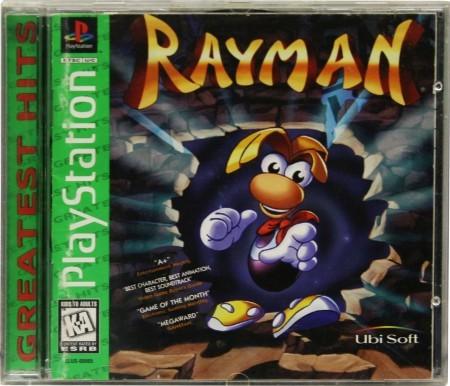 SONY PlayStation Game RAYMAN