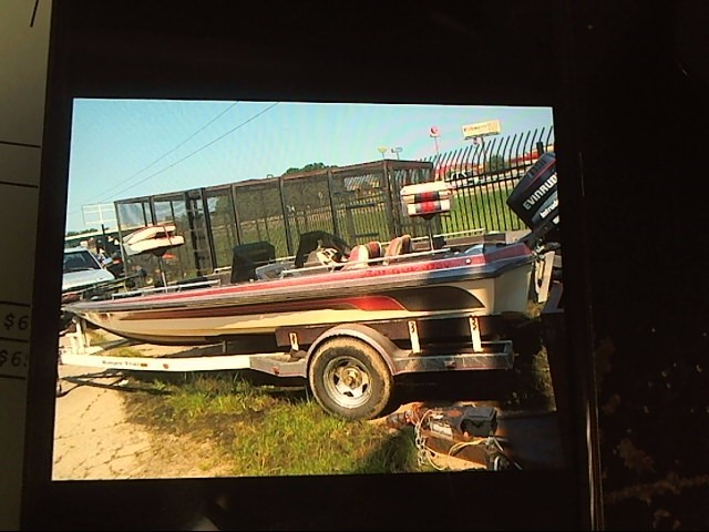 RANGER PRODUCTS Fishing Boat 375V