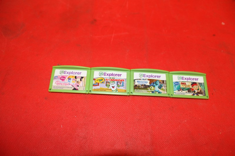 LeapFrog LeapPad2 Custom Edition Kids Learning Tablet **DOES NOT HOLD CHARGE!!**