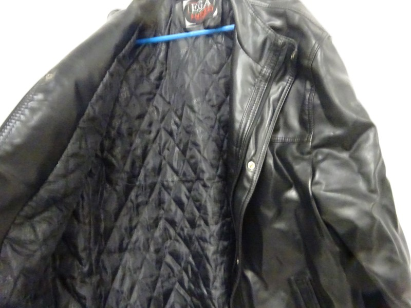 EGA EMPORIO Coat/Jacket LEATHER JACKET