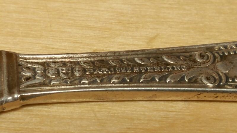 Silver-Scrap 925 Silver 17.2dwt