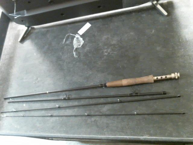 ECHO Fishing Pole CARBON 590-4 FLY ROD