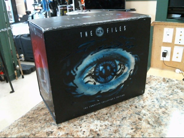 20TH CENTURY FOX DVD THE X FILES THE COMPLETE SERIES