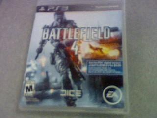 SONY Sony PlayStation 3 Game BATTLEFIELD 4