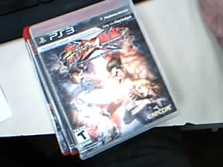 SONY Sony PlayStation 3 Game STREET FIGHTER TEKKEN