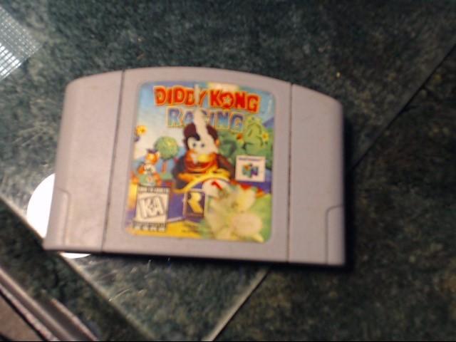 NINTENDO Nintendo 64 Game NINTENDO 64 DIDDY KONG RACING