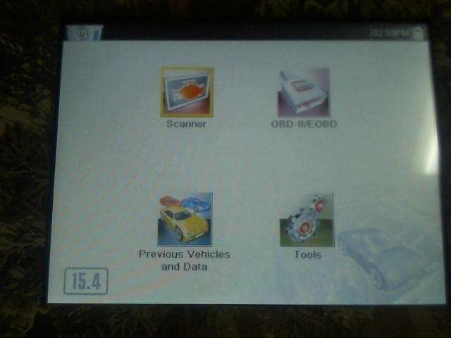 SNAP ON Diagnostic Tool/Equipment ETHOS EESC319