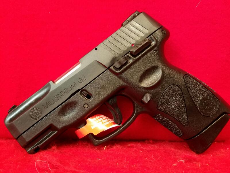 Taurus PT-111 G2 9m Pistol - 2 Mags