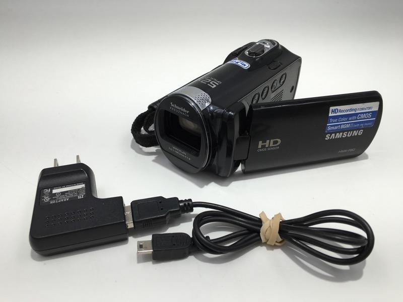 """samsung hmx-f80 full hd Samsung HMX-F80 Digital Camcorder - 2.7"""" LCD - CMOS - Full HD ..."""