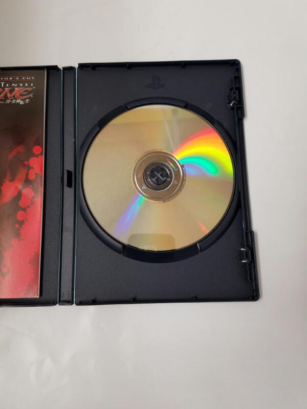 Sony PlayStation 2 Game NOCTURNE