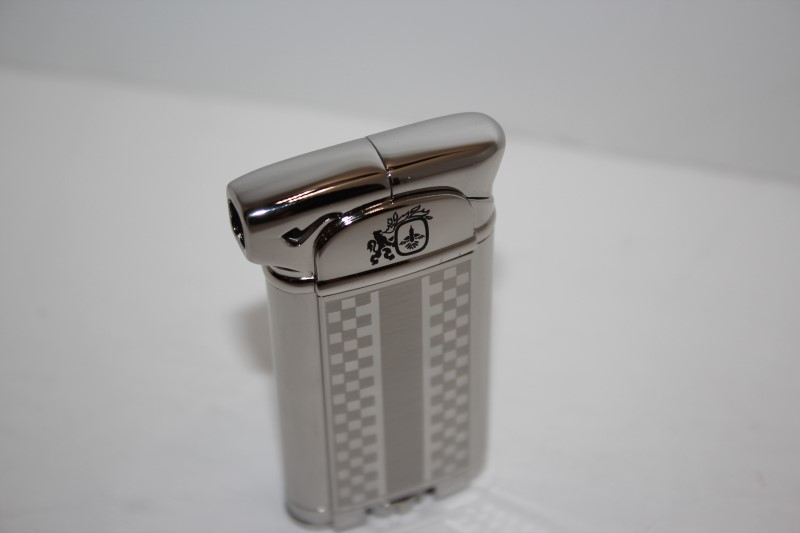 COLIBRI STAINLESS STEEL LIGHTER