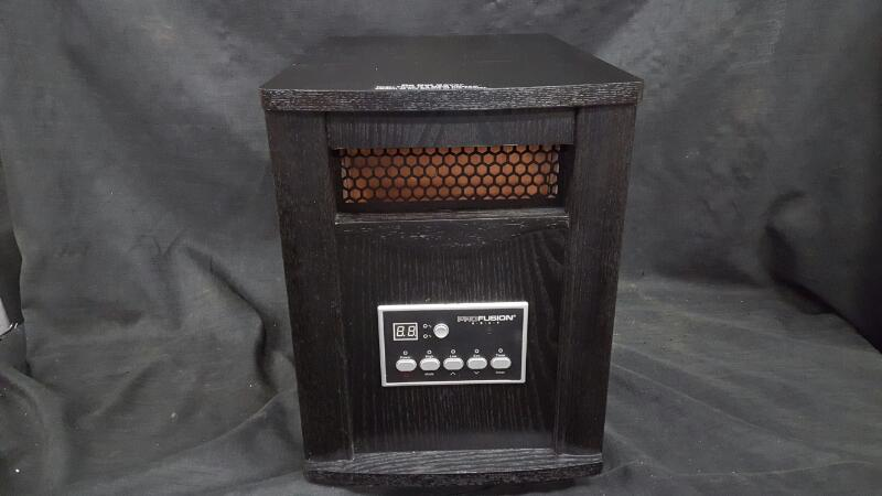 ProFusion Quartz Infrared Electric Heater WH-50G2