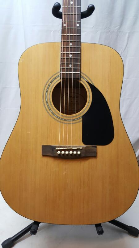 FENDER Acoustic Guitar ACCOUSTIC FA-100