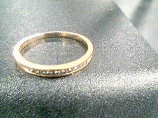 Lady's Diamond Cluster Ring 10 Diamonds .30 Carat T.W. 14K Yellow Gold 1.4g
