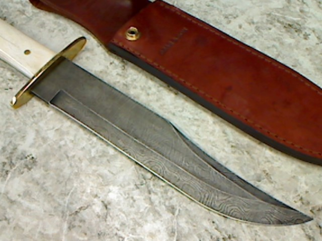 BEAR & SON CUTLERY Pocket Knife MGC