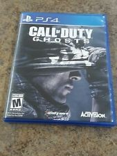 SONY PS4 CALL OF DUTY GHOSTS