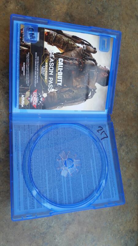 SONY Sony PlayStation 4 Game CALL OF DUTY ADVANCED WARFARE - PS4