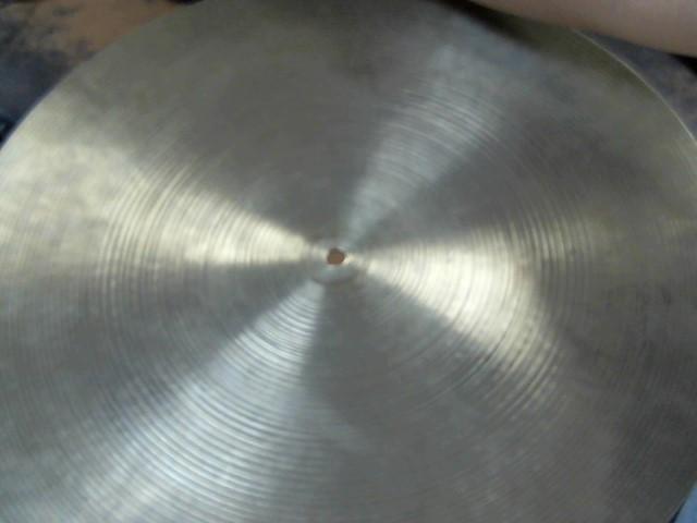 ZILDJIAN Cymbal AVEDIS CUSTOM CRASH 20 IN.