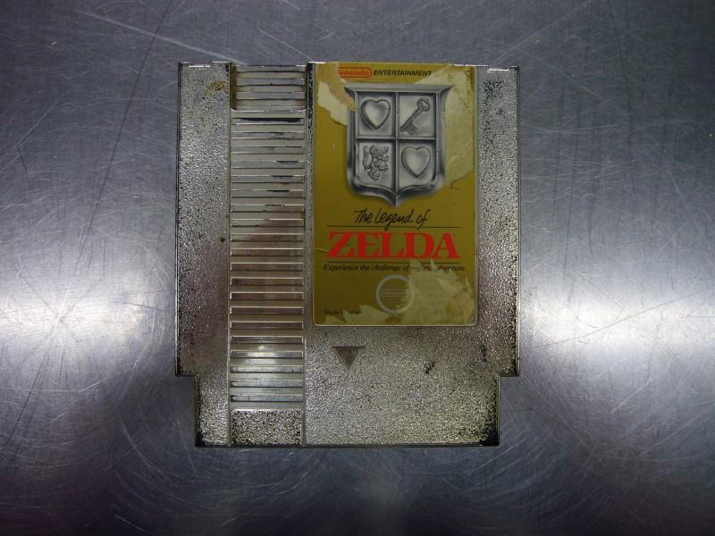 NINTENDO NES Game THE LEGEND OF ZELDA *CARTRIDGE ONLY*
