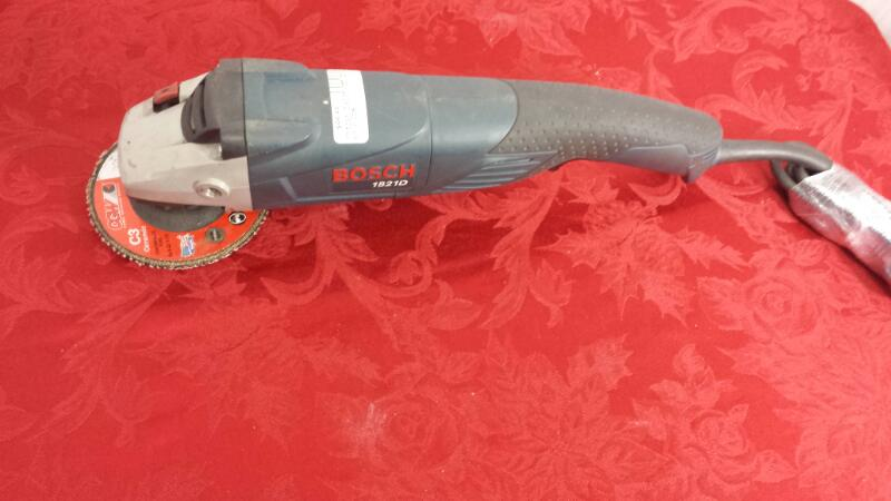 """Bosch Tools 5"""" Rat Tail Grinder 1821D"""