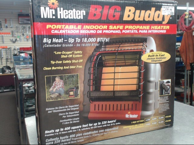 MR HEATER Heater MH18B