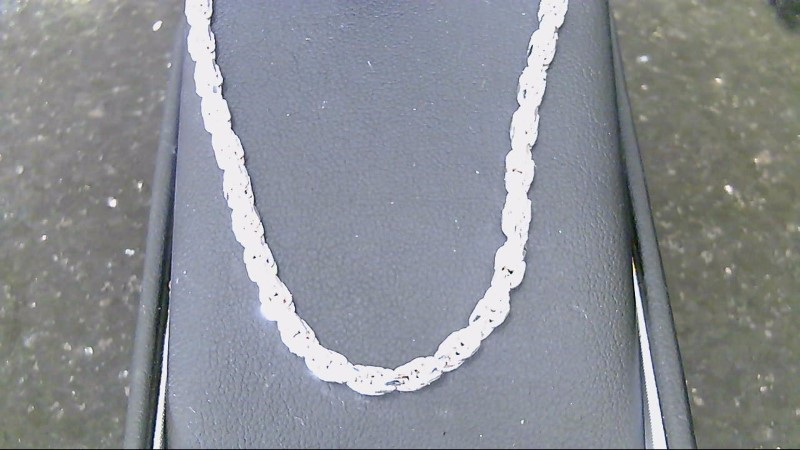 Sterling Silver 925 -18inch rope chain