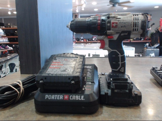 PORTER CABLE Cordless Drill PCC601