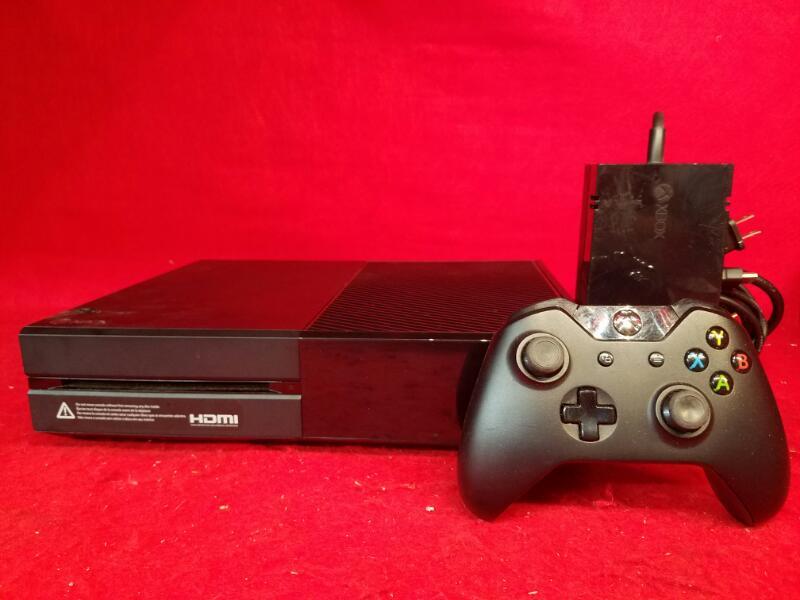 Microsoft Xbox One Game Console - 500gb / Black