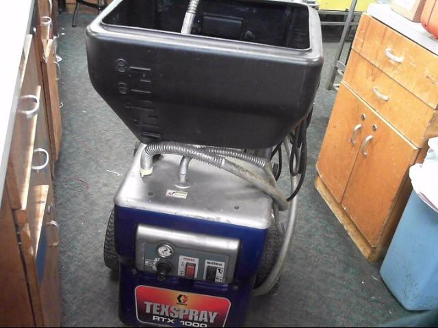 GRACO Airless Sprayer TEXSPRAY RTX1000