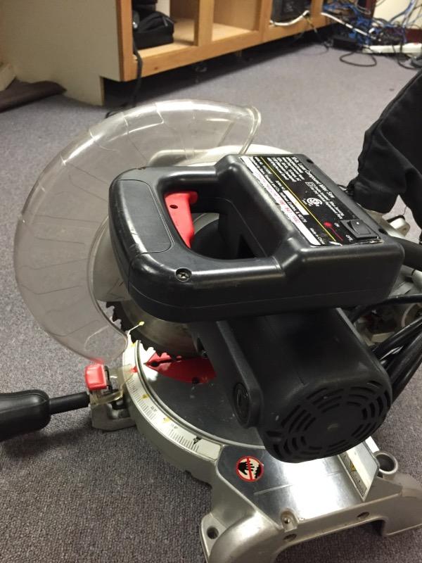 """Craftsman - 10"""" Laser Compound Miter Saw"""