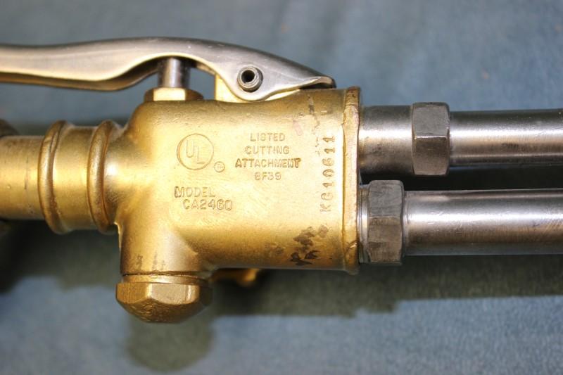 Victor Heavy Duty Cutting Attachment - Model # CA2460