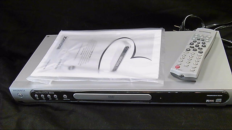 Magnavox DVD Player MDV456/17
