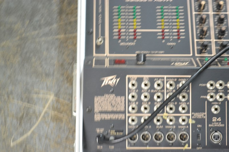 PEAVEY Electronic Instrument PA SYSTEM
