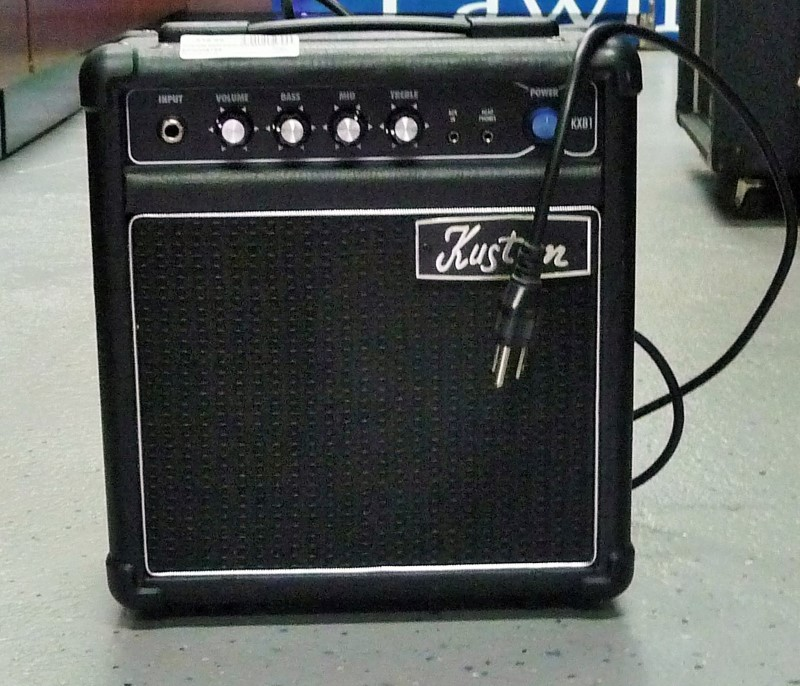 KUSTOM AMPLIFICATION Bass Guitar Amp KXB1 AMP-BASS