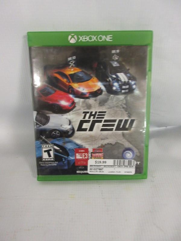 The Crew, Xbox One
