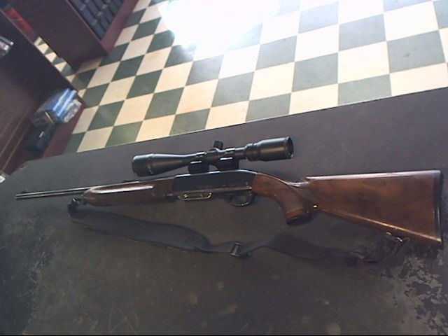 REMINGTON FIREARMS & AMMUNITION Rifle 7400 RIFLE