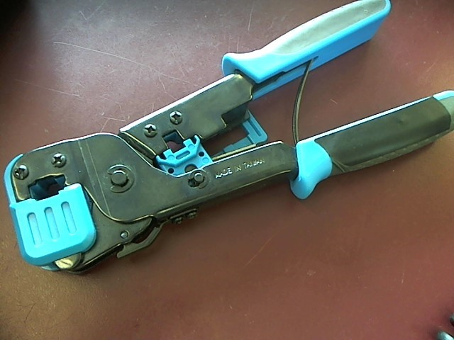 IDEAL INDUSTRIES Hand Tool TELEMASTER RJ-45 CRIMPERS