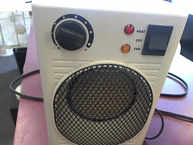 VECTACOR SPACE HEATER 9508