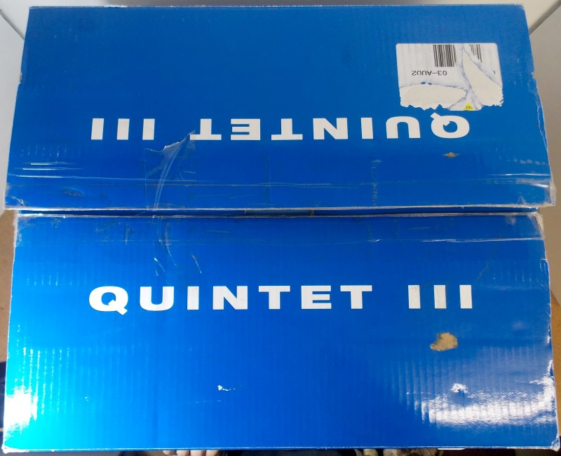 KLIPSCH QUINTET III SURROUND SPEAKER SYSTEM