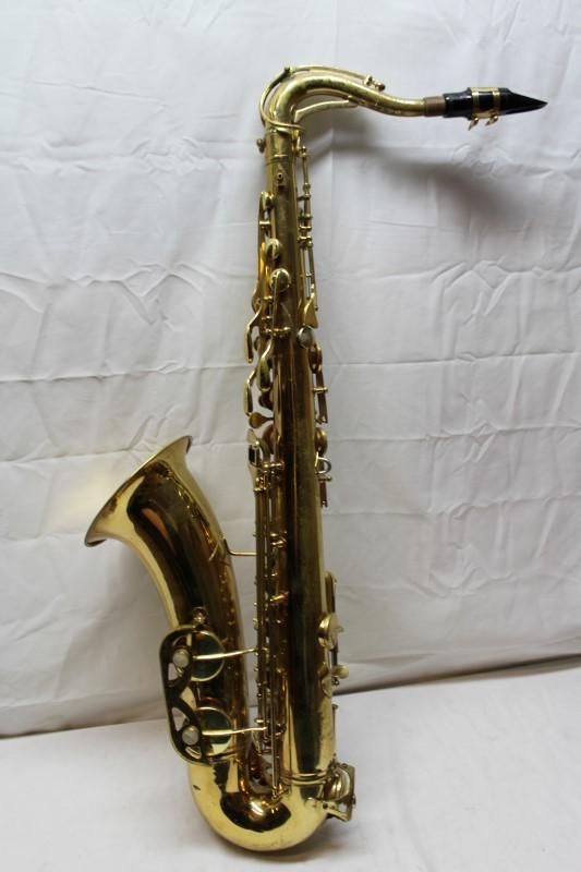 CG CONN TENOR SAX Saxophone NV