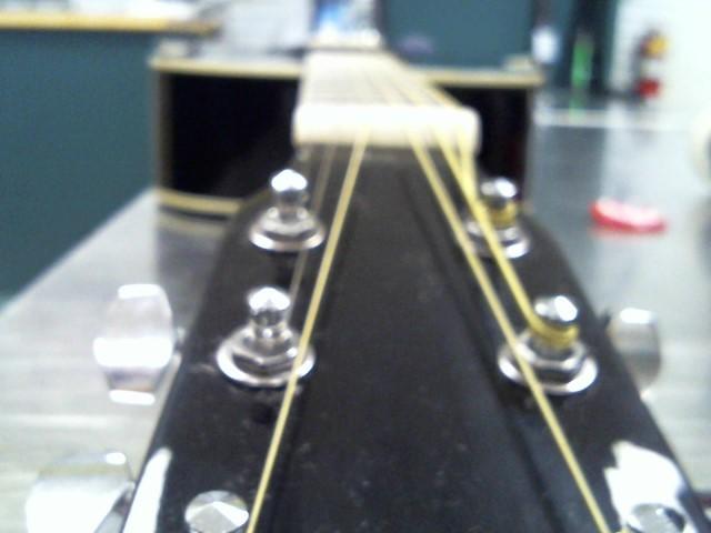 braun Acoustic Guitar ACOUSTIC GUITAR