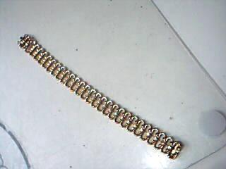 Gold Bracelet 18K Yellow Gold 23g
