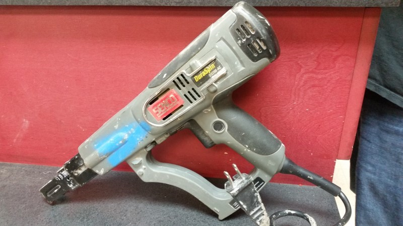 Senco DS200-S4 Duraspin 4000 RPM Drywall Collated Screwdriver