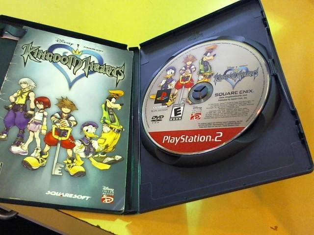 SONY Sony PlayStation 2 Game KINGDOM HEARTS
