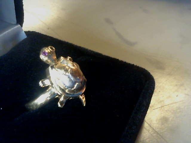 Lady's Gold Ring 14K Yellow Gold 5g