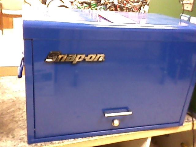SNAP ON Mixed Machinist Tool Box KRA2055