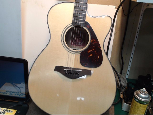 YAMAHA Electric-Acoustic Guitar FSX700SC
